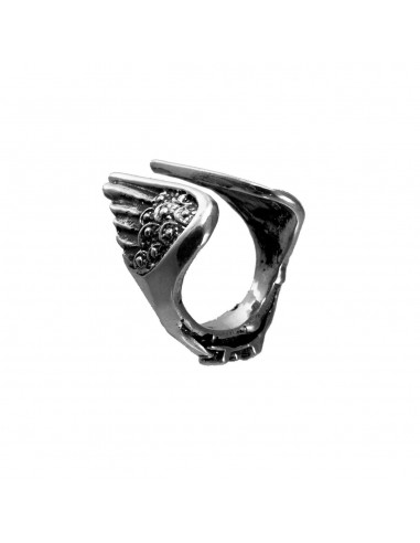 Angel's Wings Ring-Woman by Cristian Fenzi Florence Italy 1