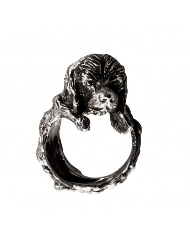 Cavalier King Ring by Cristian Fenzi Florence Italy