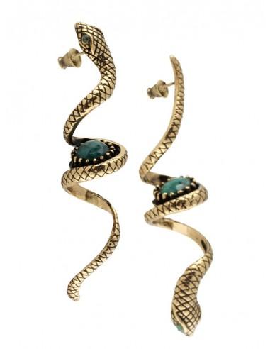 Orecchini Serpenti di Alcozer & J Firenze
