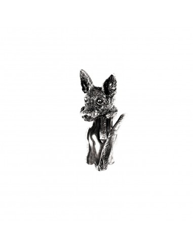 Pinscher Ring by Cristian Fenzi Florence Italy