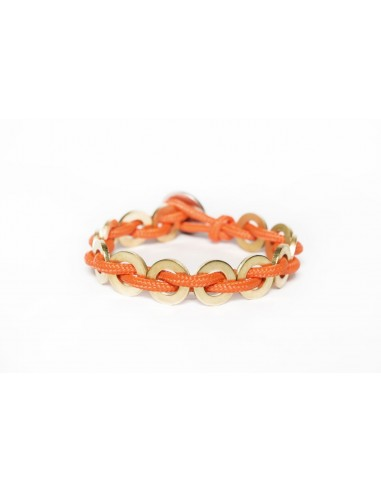 Flatmoon Bracelet - Orange