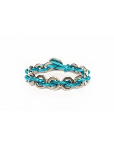 Flatmoon Bracelet - Light Blue