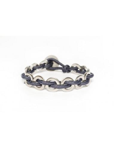Flatmoon Bracelet - Dark Blue