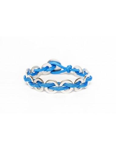 Flatmoon Bracelet - light blue by Svitati