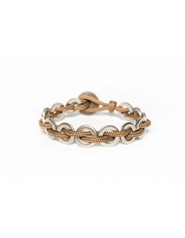 Flatmoon Bracelet - Cocoa
