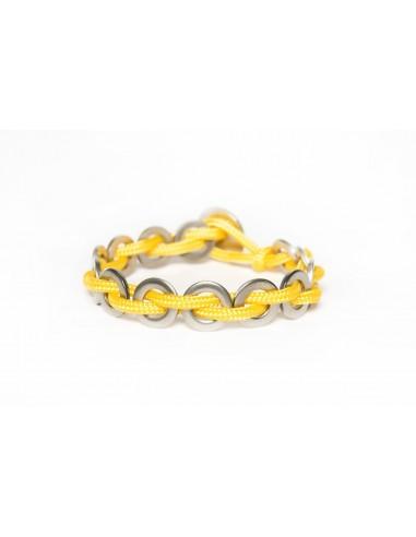 Flatmoon Bracelet - Yellow