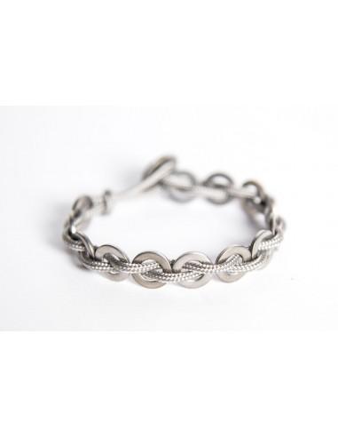 Flatmoon Bracelet - Grey