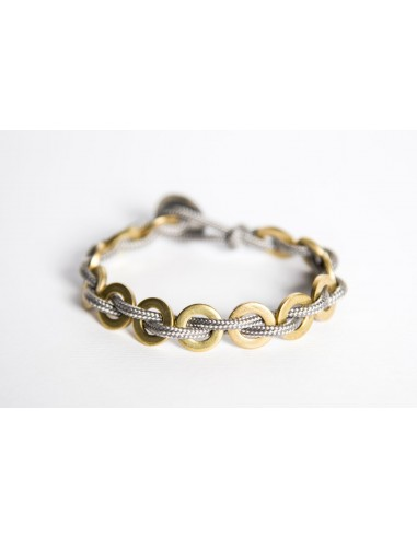 Flatmoon Bracelet - Grey