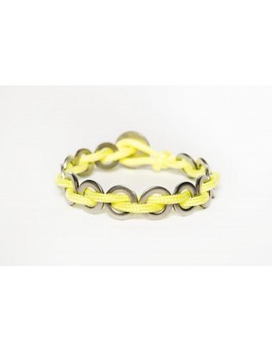 Flatmoon Bracelet - Lime