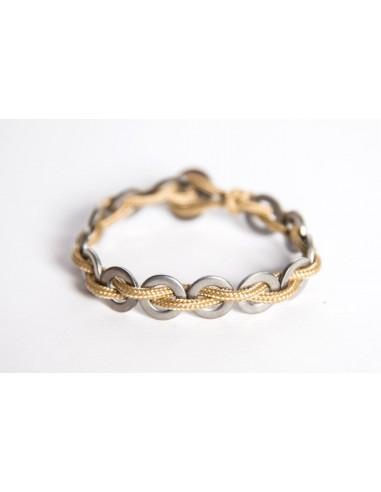 Flatmoon Bracelet - Hazelnut