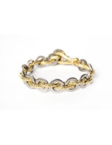 Flatmoon Bracelet - Gold
