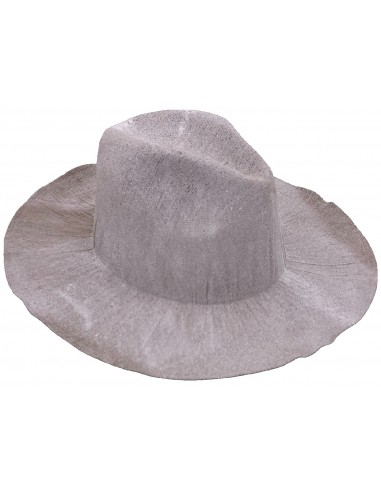 Norma Hat - Dirty White by Reinhard Plank Florence Italy