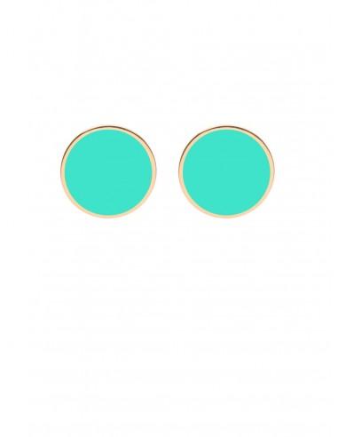 Tappabuco Earrings - Turqoise