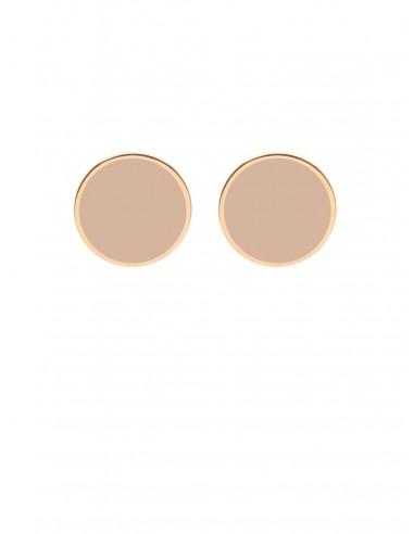 Tappabuco Earrings - Cream