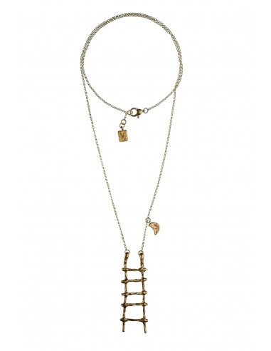 Staircase Necklace