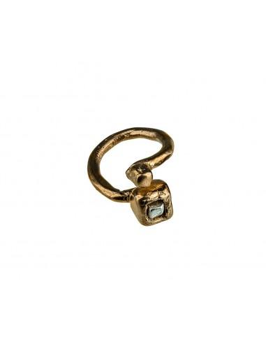 Square Bezel Ring