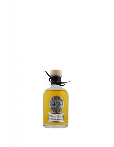 Room Fragrance Orange and Cinnamon 100 ml with sticks by Antica Spezieria Erboristeria San Simone Florence Italy 1