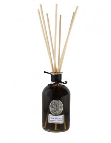 Fragranza Hortus Plantarum 250 ml con bastoncini di Antica Spezieria Erboristeria San Simone Firenze 1