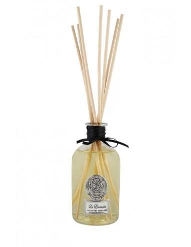 Fragranza La Limonaia Firenze 250 ml con bastoncini di Antica Spezieria Erboristeria San Simone Firenze 1