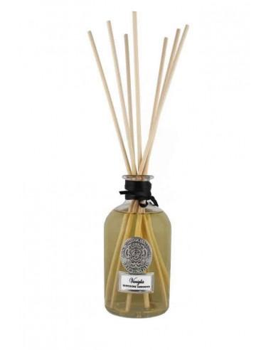 Room Fragrance Vanilla 250 ml with sticks by Antica Erboristeria San Simone Florence Italy 1