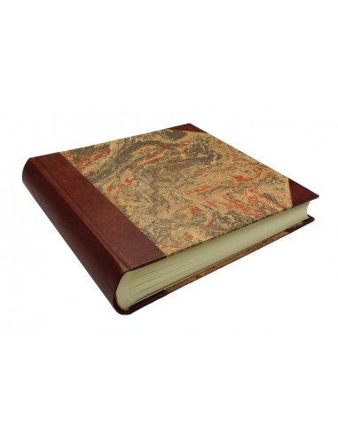 """Marbled Photo Album by """"Il Torchio"""" Florence"""