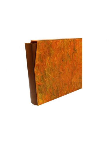 """Big Photo Album with Box by """"Il Torchio"""" Florence"""
