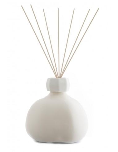 Fragranza d'Ambiente d'Ambiente Trendy Bianco Bastoncini in fibra di Maya Design Italia 1