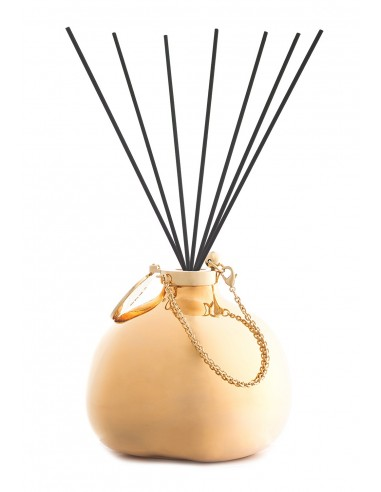 Luxury Room Fragrance - Gold with fiber sticks by Maya Design Italy 1
