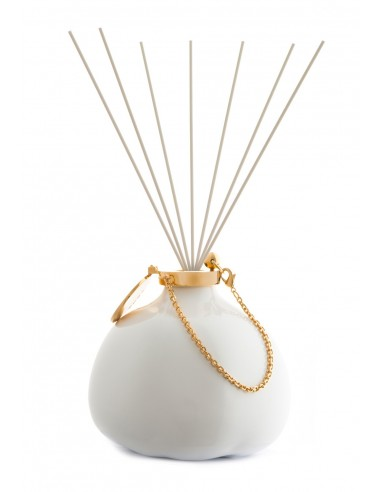 Fashion Room Fragrance - White with fiber sticks by Maya Design Italy 1