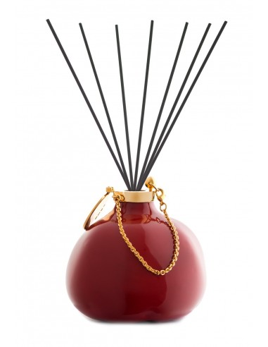 Fashion Room Fragrance - Red with fiber sticks by Maya Design Italy 1