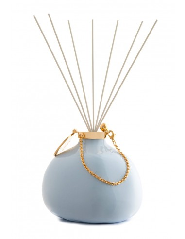 Fragranza d'Ambiente Fashion - Lilla con Bastoncini in fibra di Maya Design Italia 1