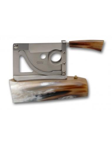Table Cigar Cutter - Ox Horn