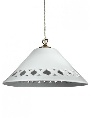 Big Pegaso Lamp by Ceramiche Tapinassi Tuscany Italy 1