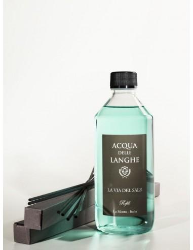Refill La via del Sale - 500 ml by Acqua delle Langhe Italy