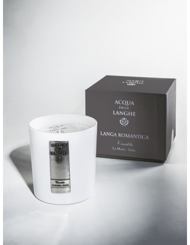 Candle Langa Romantica by Acqua delle Langhe Italy