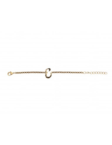 Letter E bracelet by Alcozer & J Florence