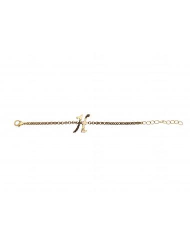 Letter H bracelet by Alcozer & J Florence