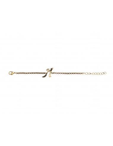 Letter M bracelet by Alcozer & J Florence
