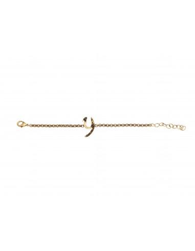 Letter Y bracelet by Alcozer & J Florence