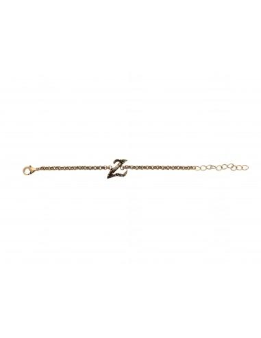 Letter Z bracelet by Alcozer & J Florence