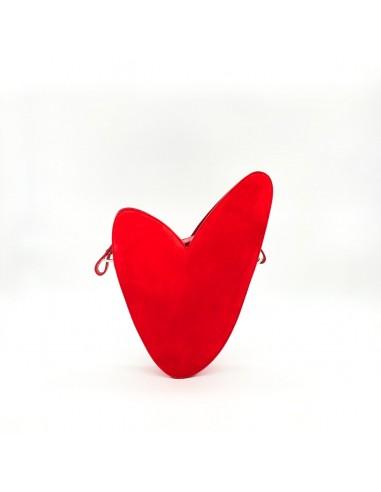 Zaino Cuore Rosso Piccolo di Michele Chiocciolini