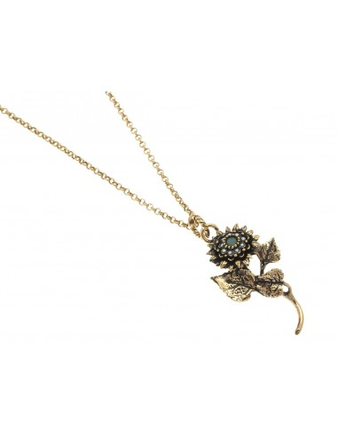 Sunflower Necklace by Alcozer & J Florence