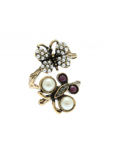 Butterflies Ring by Alcozer & J Florence