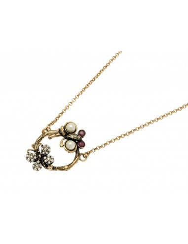 Butterflies Necklace by Alcozer & J Florence
