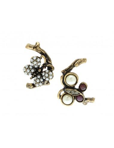 Butterflies Earrings by Alcozer & J Florence