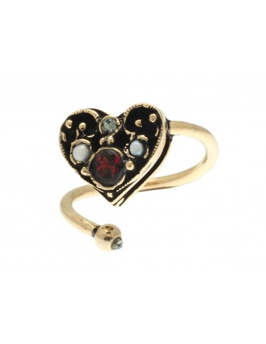 Heart Ring by Alcozer & J Florence