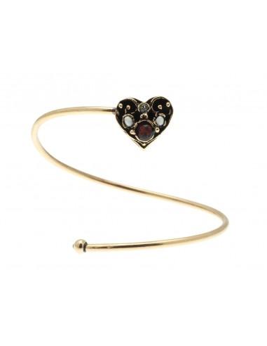 Heart Bracelet by Alcozer & J Florence