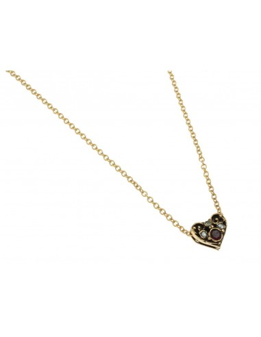 Heart Necklace by Alcozer & J Florence