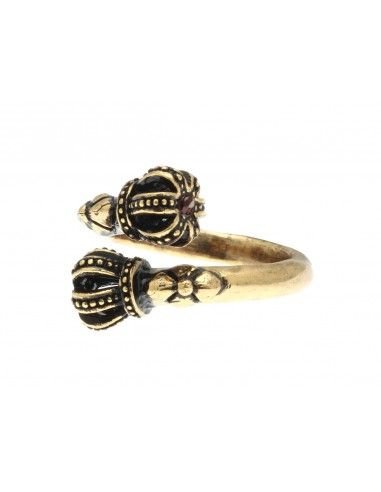 Crowns Ring by Alcozer & J Florence