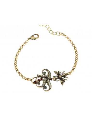 Bee Bracelet by Alcozer & J Florence